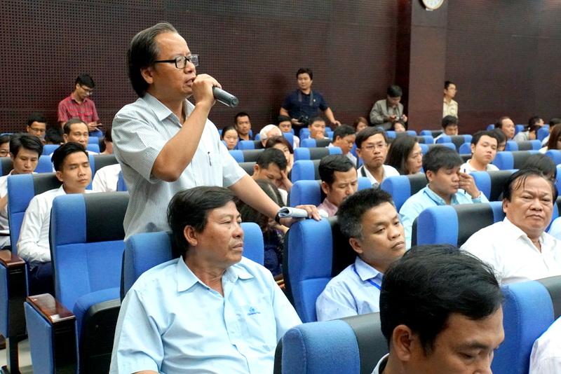 """Đà Nẵng: Nhiều vấn đề """"nóng"""" tại cuộc họp báo 6 tháng đầu năm"""