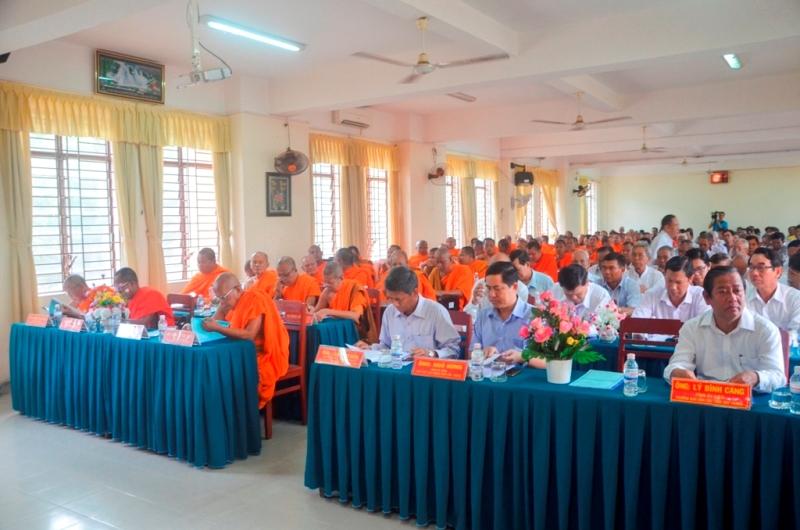 Sóc Trăng: Tập huấn kiến thức cho các Trụ trì và Ban quản trị các chùa