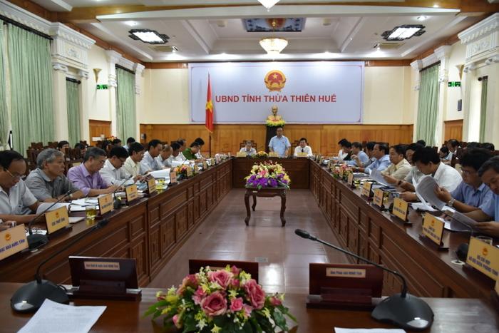 Thừa Thiên Huế: 6 tháng đầu năm, kinh tế tăng trưởng  7,44%