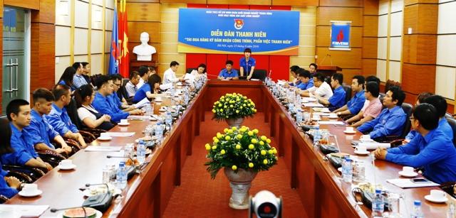 Tuổi trẻ Đoàn Thanh niên Tập đoàn Dầu khí Quốc gia Việt Nam sáng tạo trong giáo dục chính trị, tư tưởng
