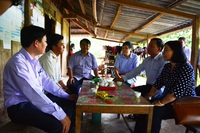 """Ban Chỉ đạo Trung ương phong trào """"Toàn dân đoàn kết xây dựng đời sống văn hóa"""" làm việc tại Điện Biên"""