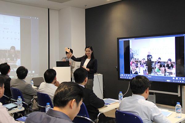 VNPT hợp tác cùng Nhật Bản đưa giải pháp giáo dục thông minh về Việt Nam