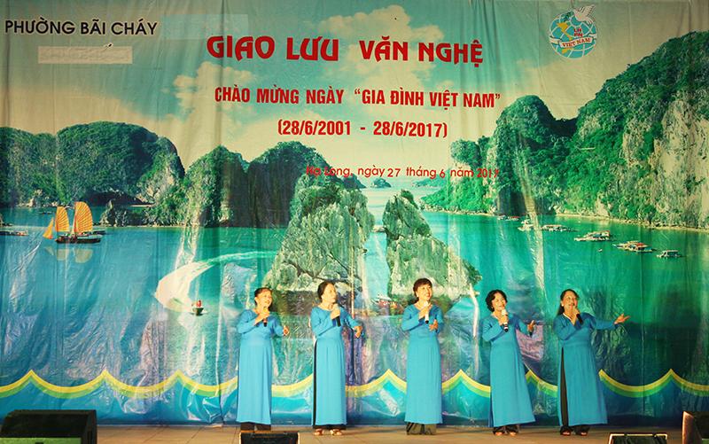 Quảng Ninh: Nhiều hoạt động kỷ niệm Ngày Gia đình Việt Nam 28/6