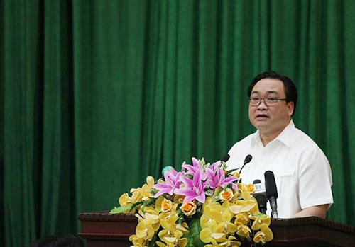 Hội nghị lần thứ 9, Ban Chấp hành Đảng bộ thành phố Hà Nội khóa XVI: Người đứng đầu đề cao trách nhiệm, quyết liệt hơn nữa