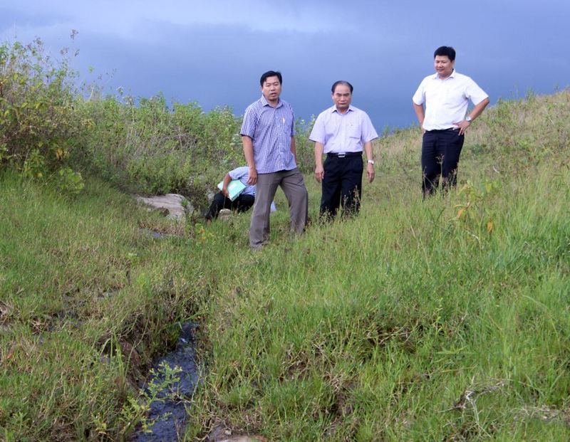 Phú Yên: Cần khẩn trương xử lý sự cố mất an toàn đập tại hồ La Bách