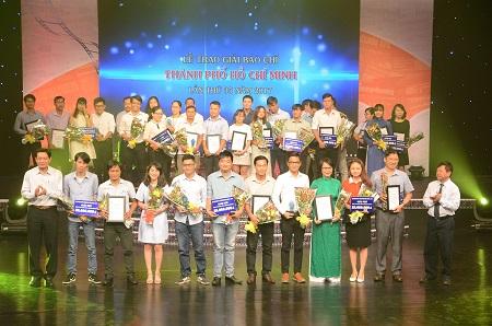 70 tác phẩm đoạt giải báo chí thành phố Hồ Chí Minh lần thứ 35