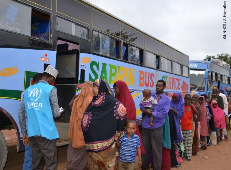 Gần 68.000 người tị nạn Somalia đã được hồi hương từ Kenya
