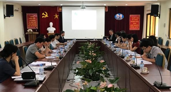 Xây dựng Chiến lược sở hữu trí tuệ quốc gia Việt Nam
