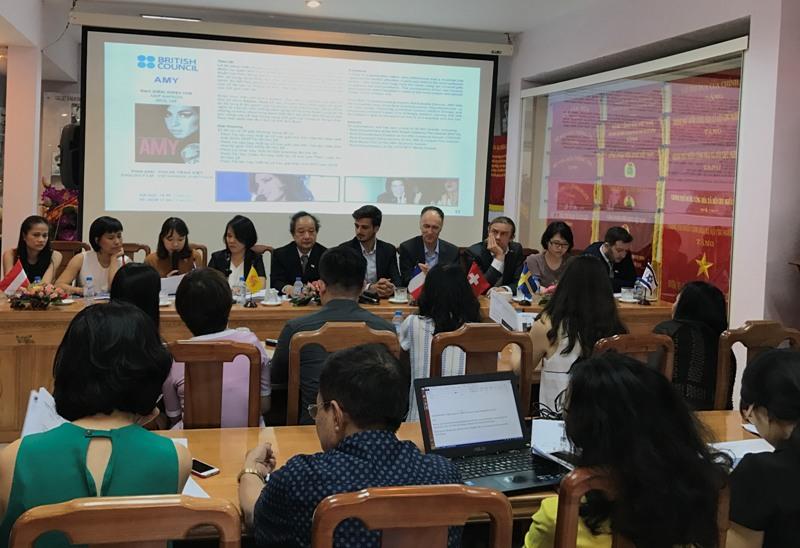 Liên hoan phim tài liệu châu Âu – Việt Nam lần thứ 8