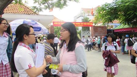 TP.Hồ Chí Minh: Huy động 1.000 giáo viên chấm thi