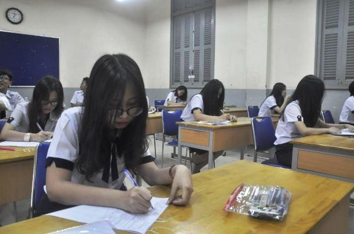 TP. Hồ Chí Minh: Thí sinh thi THPT đánh giá đề Văn hay, vừa sức