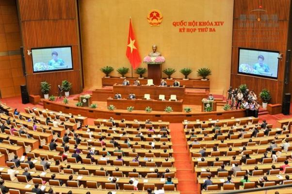 Công bố các nghị quyết được Quốc hội thông qua tại kỳ họp thứ 3