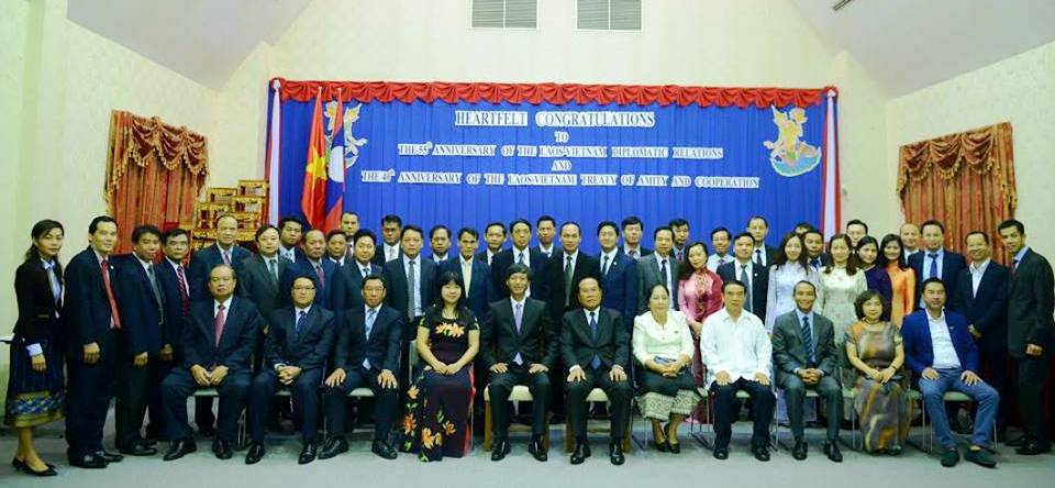 Kỷ niệm Năm hữu nghị, đoàn kết Việt Nam – Lào 2017 tại Thái Lan