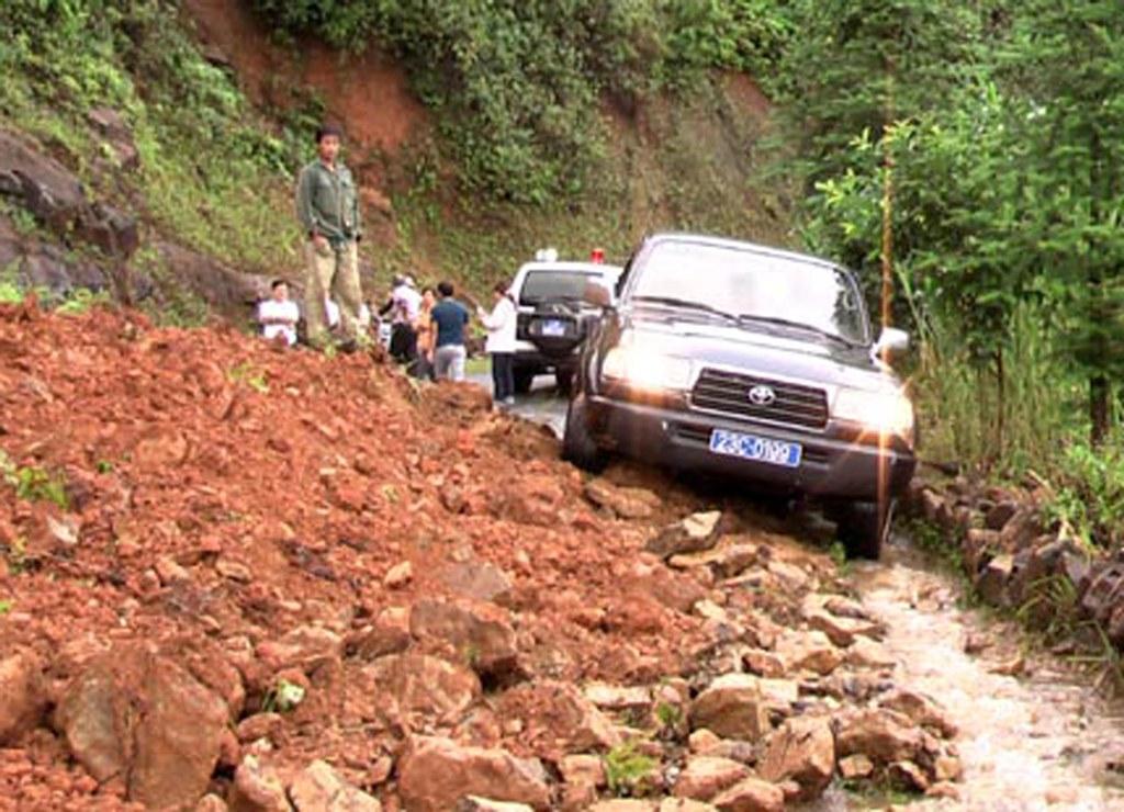 Hà Giang: Thiệt hại nặng do mưa lớn kéo dài