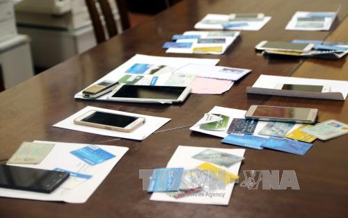 Bắt nhóm tội phạm sử dụng công nghệ cao lừa đảo hàng tỷ đồng