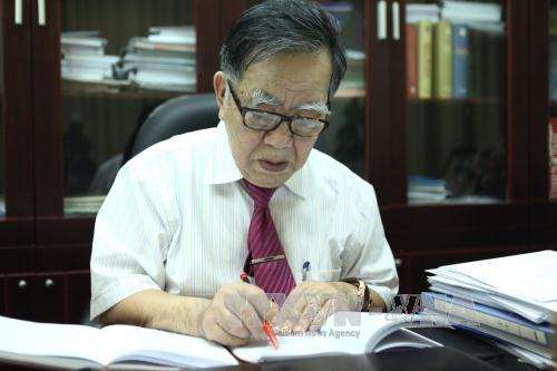Vị giáo sư tâm huyết với trí thức Hà Nội