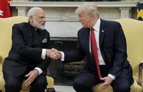 Nhà Trắng đánh giá cuộc gặp thượng đỉnh Mỹ - Ấn mang tính lịch sử