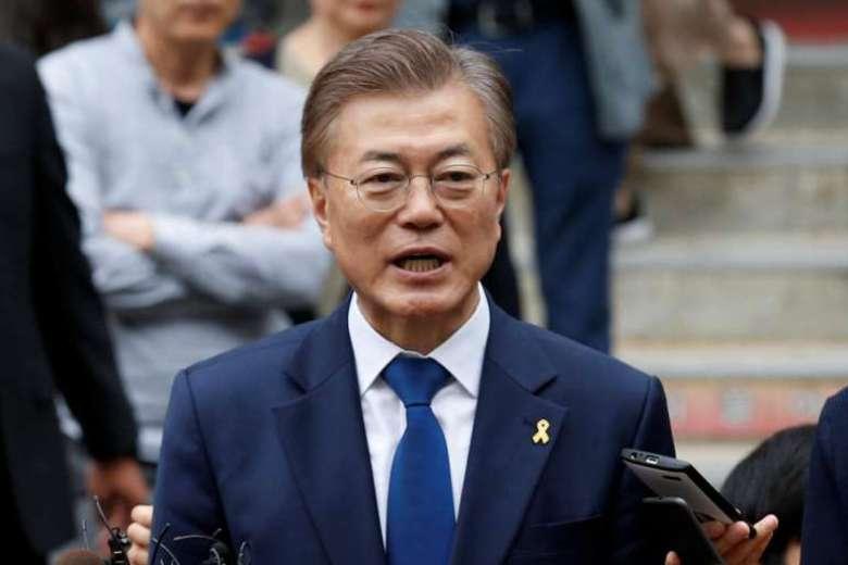 Tổng thống Hàn Quốc và Mỹ sắp tiến hành cuộc gặp thượng đỉnh đầu tiên