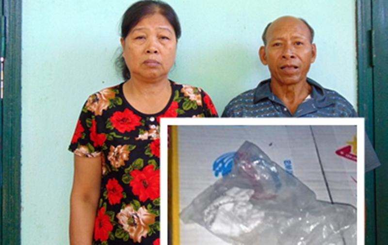 Bắt khẩn cấp cặp vợ chồng mua bán trái phép chất ma túy