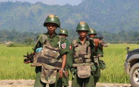 Myanmar phát hiện các trại huấn luyện khủng bố tại miền Tây