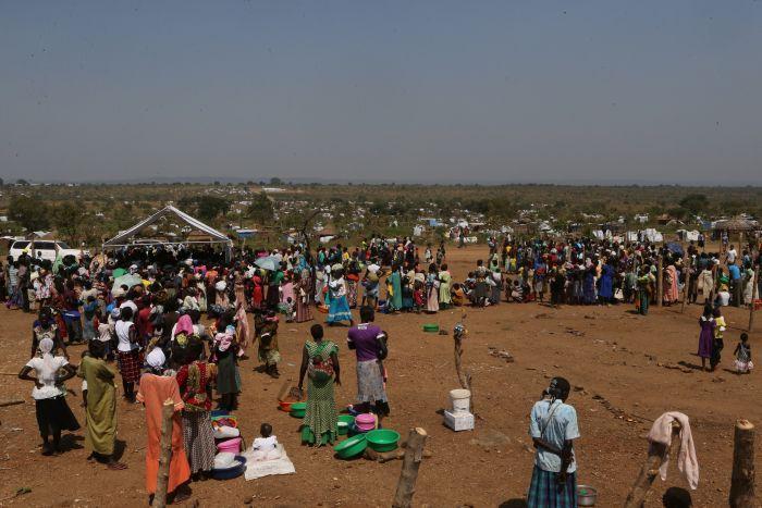 Châu Phi – điểm nóng mới của cuộc khủng hoảng người tị nạn