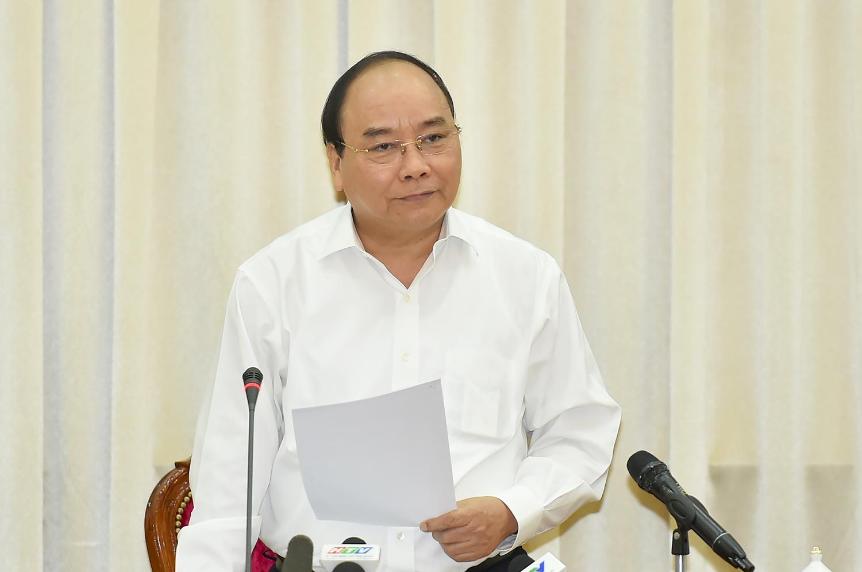 Thủ tướng Nguyễn Xuân Phúc: Trung ương không đứng ngoài cuộc trước những thách thức của TP.Hồ Chí Minh