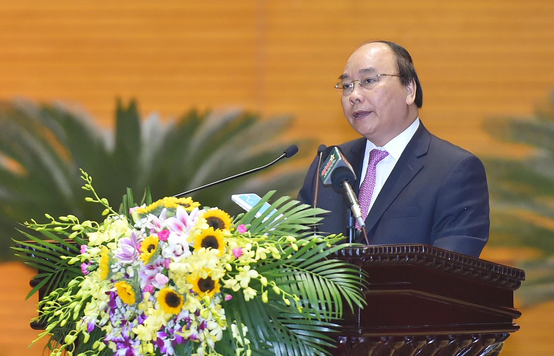 Thủ tướng Nguyễn Xuân Phúc: Tiếp tục thực hiện có hiệu quả chiến lược bảo vệ Tổ quốc