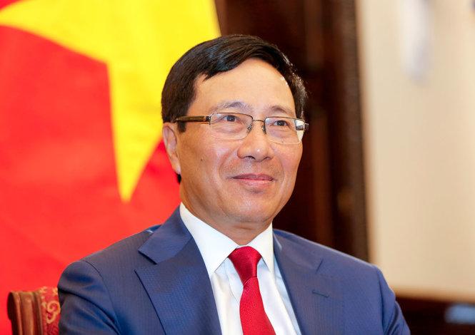 Phó Thủ tướng, Bộ trưởng Ngoại giao Phạm Bình Minh:Việt Nam luôn mong muốn Campuchia hòa bình, ổn định và phát triển phồn vinh