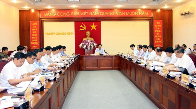 Quảng Ninh:Không gia hạn các dự án đầu tư sử dụng đất, mặt nước trên địa bàn trong năm 2017