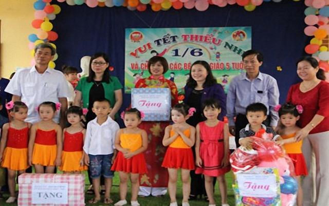 Đông Triều (Quảng Ninh): Nâng cao chất lượng công tác giáo dục, chăm sóc, bảo vệ trẻ em
