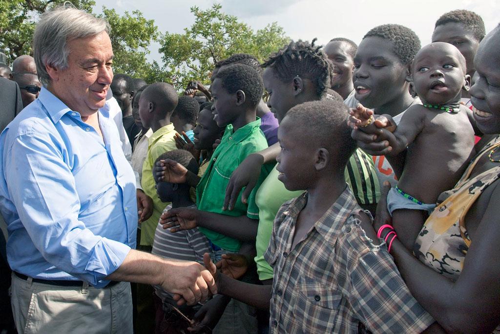Liên minh châu Âu dành 95 triệu USD hỗ trợ người tị nạn ở Uganda