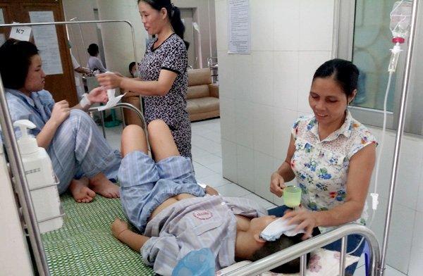 Hà Nội: Số ca mắc sốt xuất huyết tăng cao gấp 4 lần