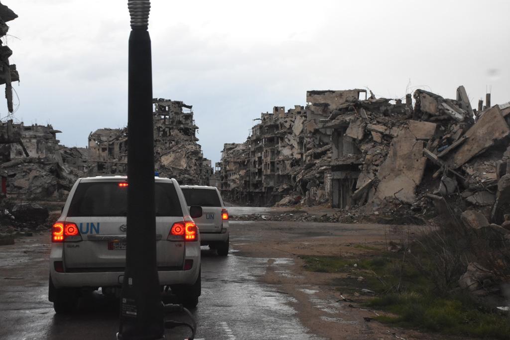 Cảnh báo tình hình nhân đạo đáng lo ngại tại Syria