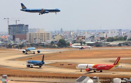 Vấn đề mở rộng sân bay Tân Sơn Nhất