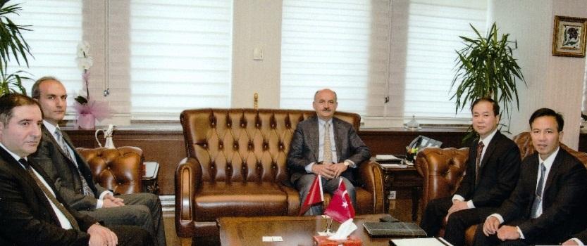Thúc đẩy quan hệ hợp tác kinh tế thương mại giữa Việt Nam và Thổ Nhĩ Kỳ
