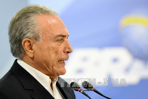 Tổng thống Brazil thăm Nga nhằm thúc đẩy quan hệ đối tác chiến lược