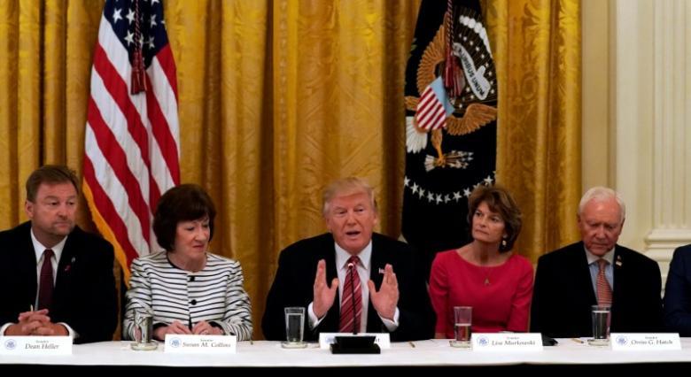 Thượng viện Mỹ trì hoãn bỏ phiếu dự luật y tế mới
