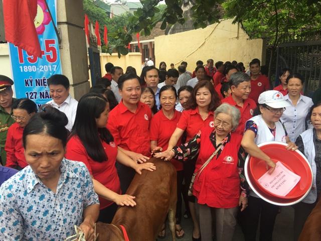 Hội Chữ thập đỏ TP Hà Nội triển khai nhiệm vụ công tác 6 tháng cuối năm 2017
