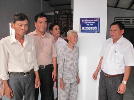 Mang Thít (Vĩnh Long): Thực hiện tốt chính sách đền ơn đáp nghĩa