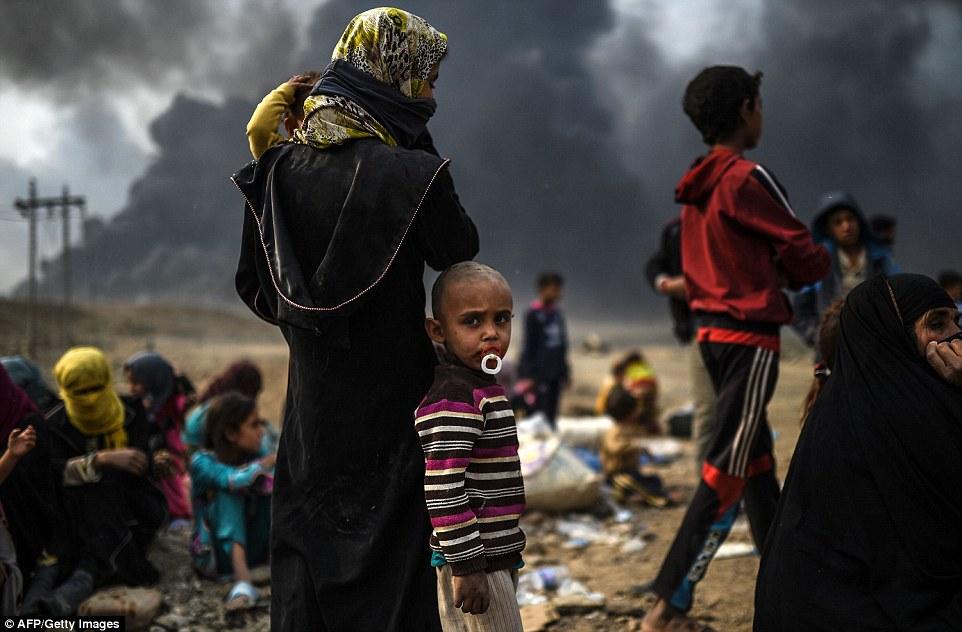 Hơn 5 triệu trẻ em Iraq cần được hỗ trợ nhân đạo khẩn cấp