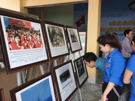 """Triển lãm bản đồ và trưng bày tư liệu: """"Hoàng Sa, Trường Sa của Việt Nam – Những bằng chứng lịch sử và pháp lý"""" tại 10 huyện ở Hà Giang"""