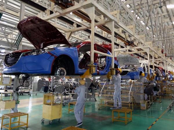 Phó Thủ tướng Trịnh Đình Dũng: Tập trung đẩy mạnh phát triển công nghiệp ô tô