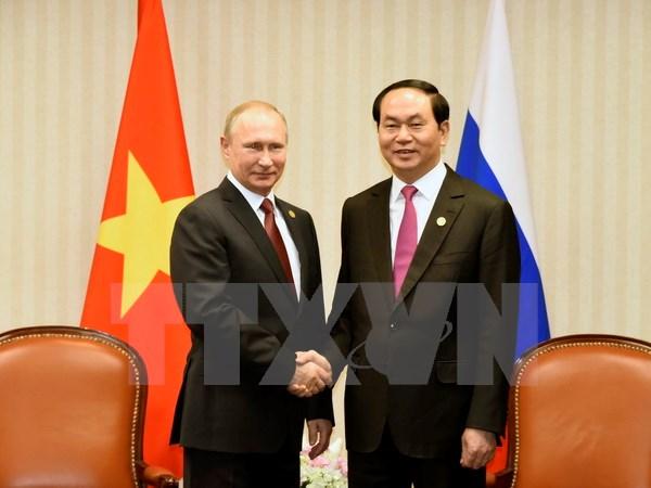 Tạo động lực thúc đẩy hợp tác toàn diện Việt Nam - LB Nga - Belarus