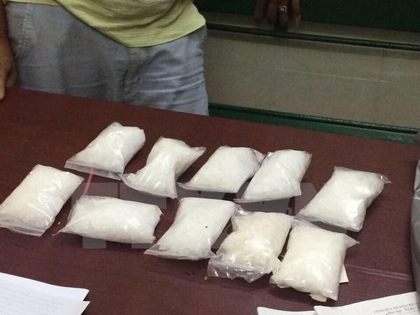 Hải Phòng: Triệt phá đường dây ma túy từ biên giới phía Bắc