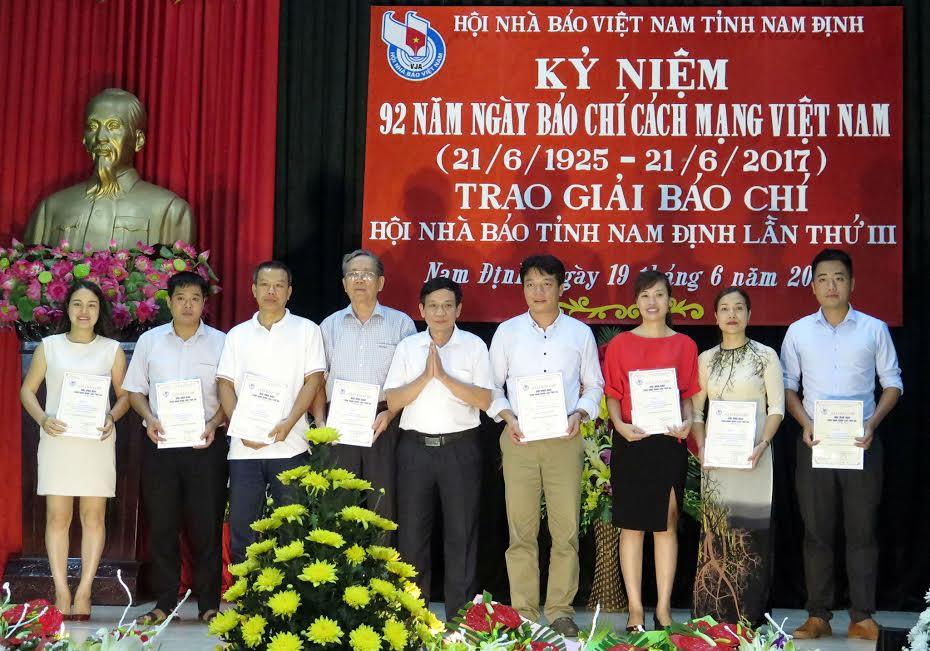 Nam Định: Kỷ niệm ngày Báo chí Cách mạng Việt Nam