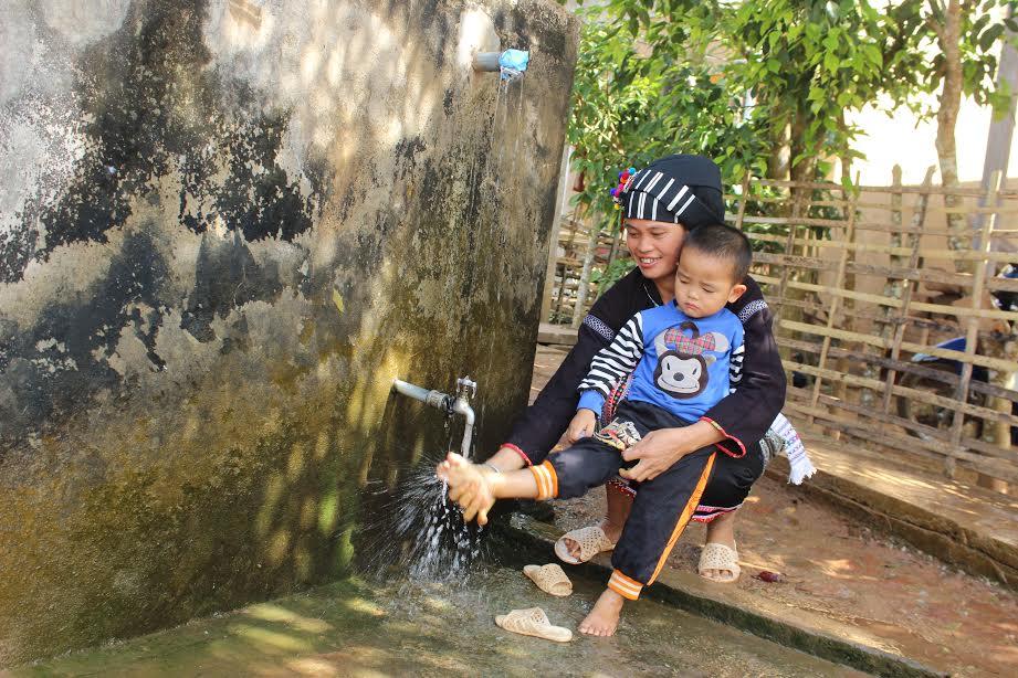 Phát huy hiệu quả công trình cấp nước sinh hoạt ở miền núi