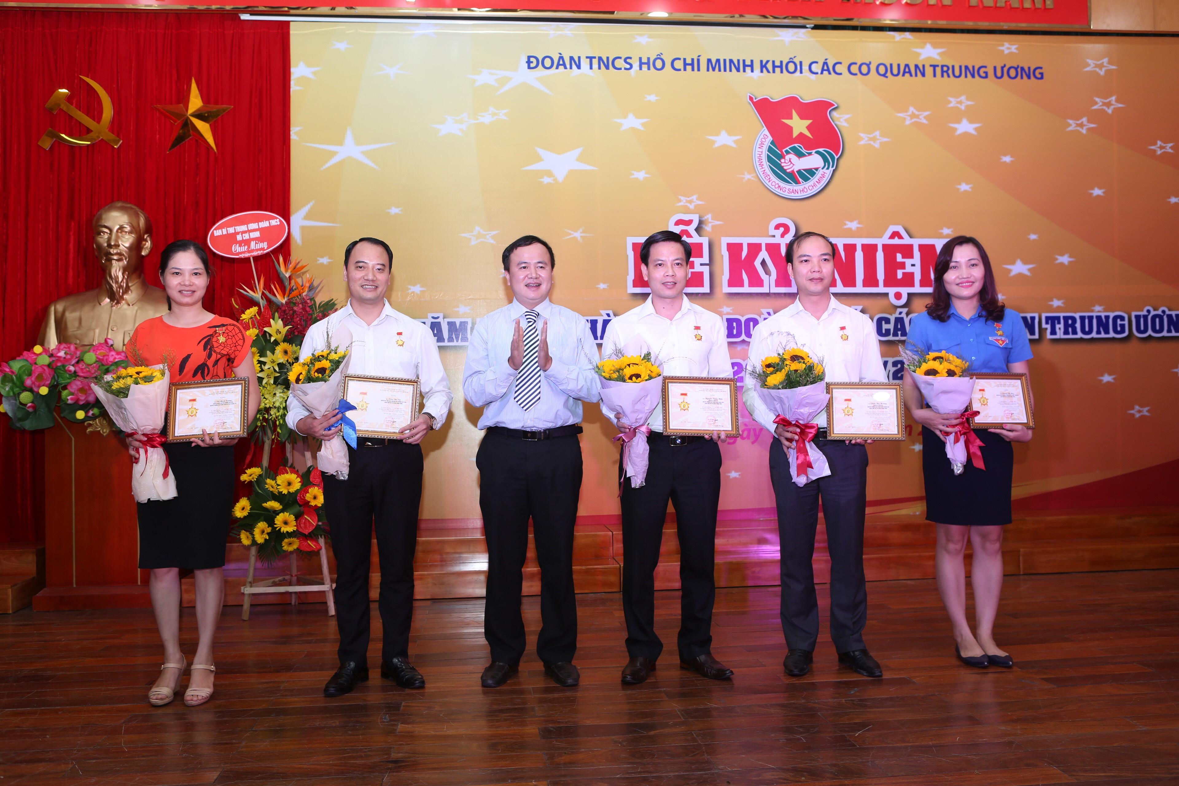 Đoàn Thanh niên Khối các cơ quan Trung ương: 10 năm giữ vững ngọn cờ tiên phong của tuổi trẻ