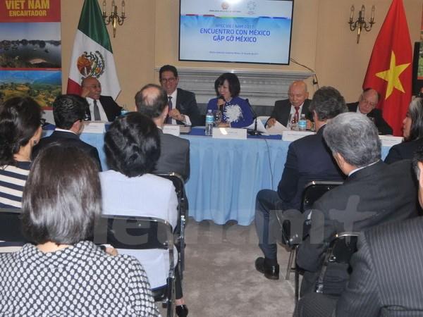 APEC 2017:  thúc đẩy quan hệ Việt Nam và Mexico