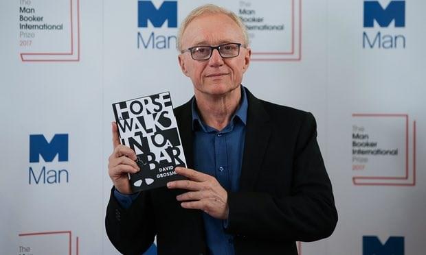 Giải thưởng Man Booker Quốc tế 2017 thuộc về nhà văn Israel David Grossman