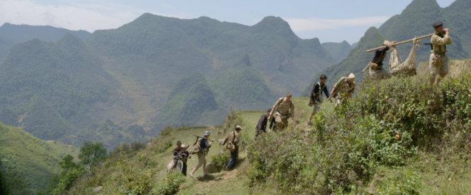 """Phim """"Bầu trời đỏ"""" sẽ ra rạp tại Việt Nam vào tháng 10 năm nay"""